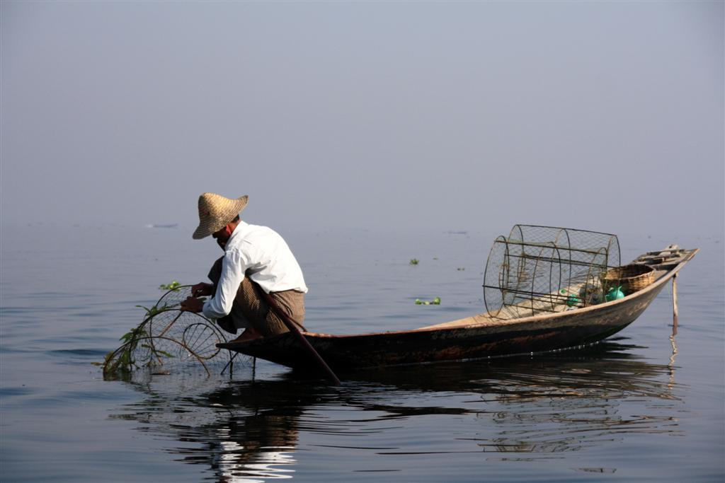 Magical moments: Around Inle Lake