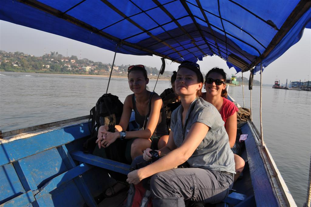 Slowing down the pace? Laos for beginners
