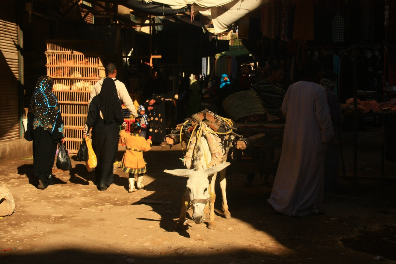 The two faces of Luxor, part one: Beyond the touristic area